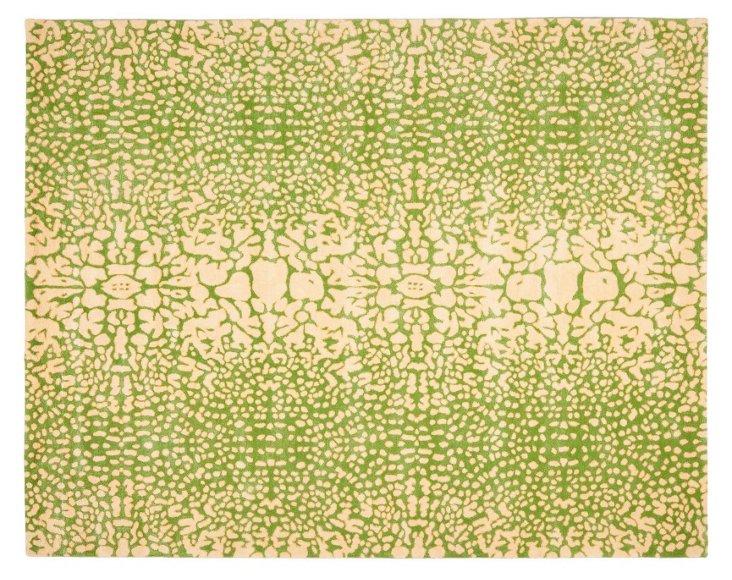 9x12 Thom Filicia Seneca Rug, Grass