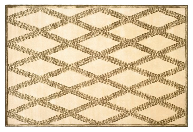 Thomas O'Brien Martine Rug, Flax