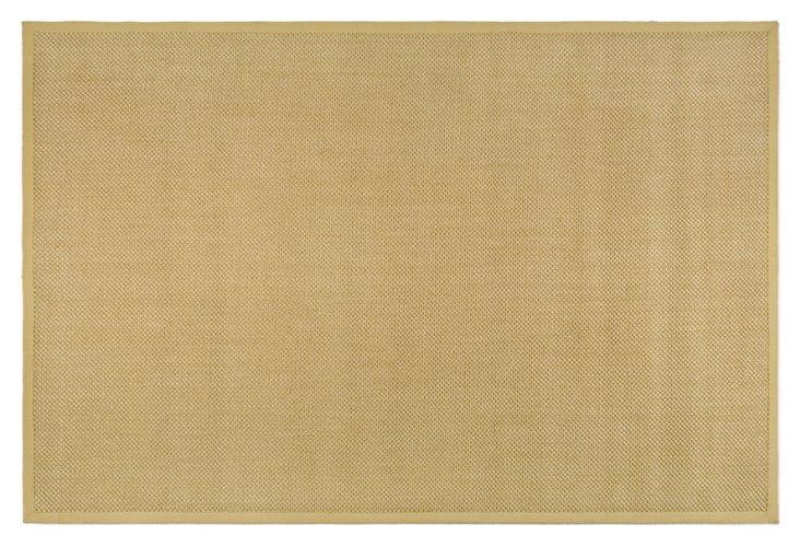 4'x6' Joplin Sisal Rug, Buff/Beige