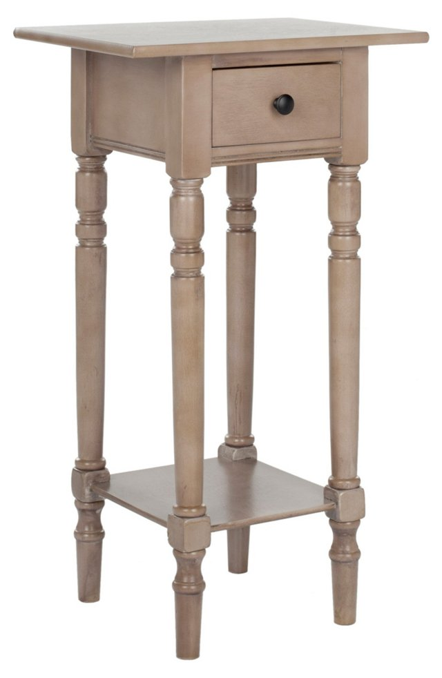 Fiona Nightstand, Taupe