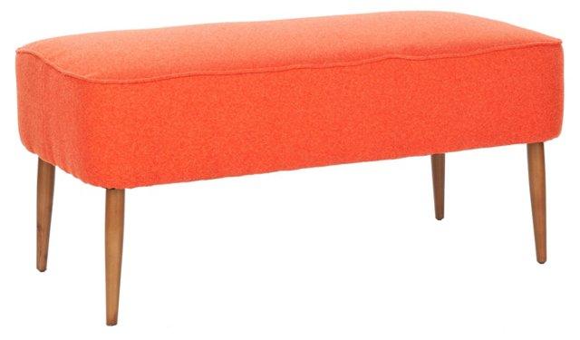 Emily Bench, Orange