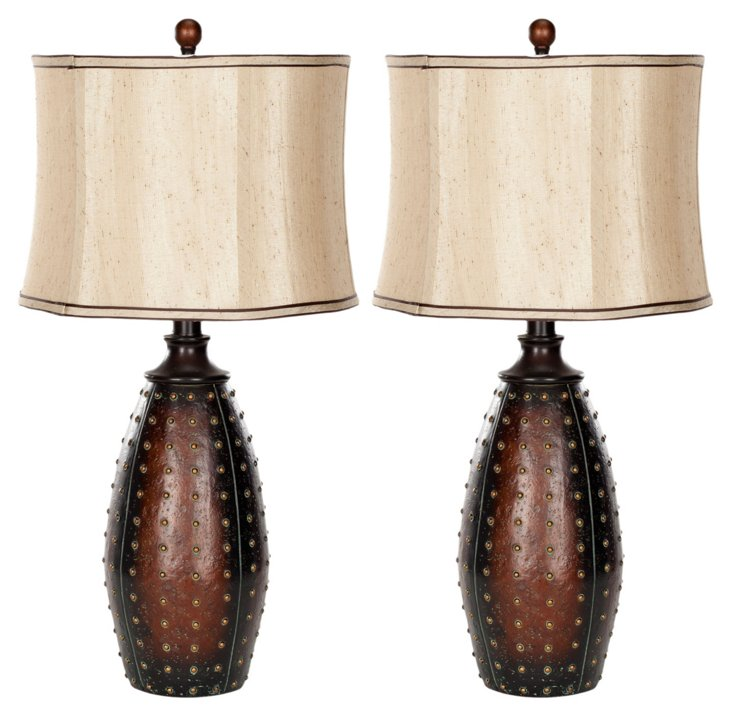 Charles Table Lamp Set