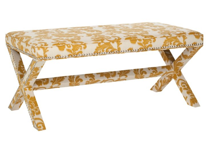 Claire Bench, Marigold