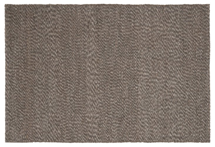 Apex Sisal Rug, Gray