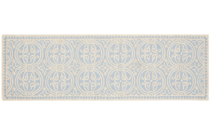 Jay Rug Light Blue Contemporary Rugs By Style Rugs