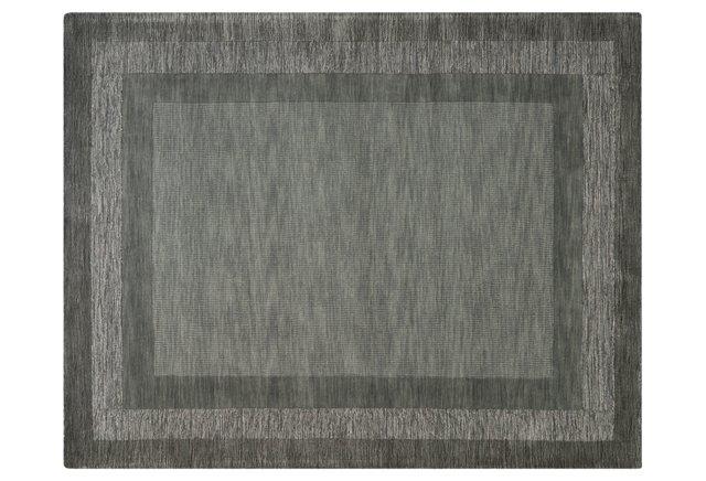 Forsyth Rug, Charcoal