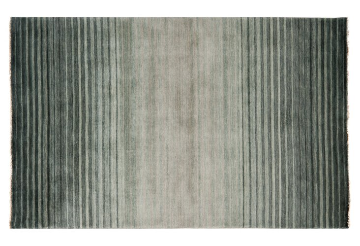 Duarte Rug, Charcoal/Gray