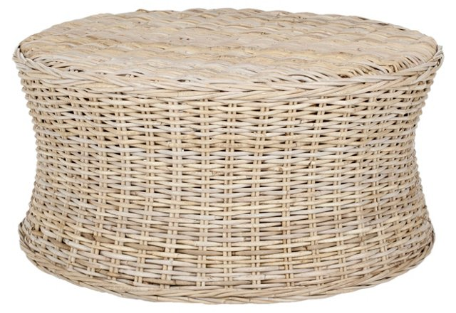 Candace Stool, Light Natural