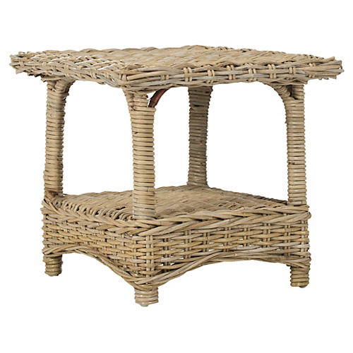 Scott Side Table, Natural