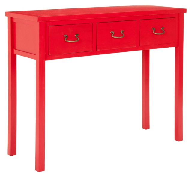 Marjorie Console, Red