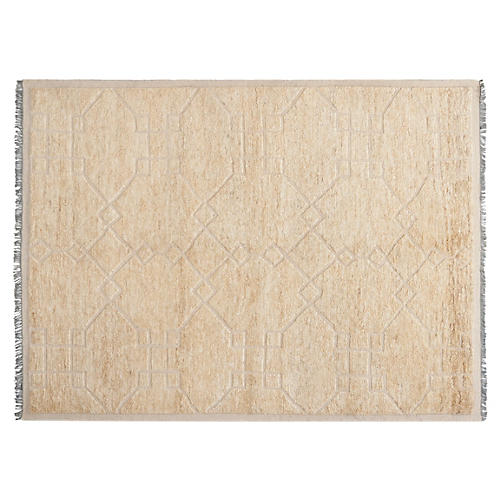 Thomas O'Brien Jute-Blend Rug, Tan
