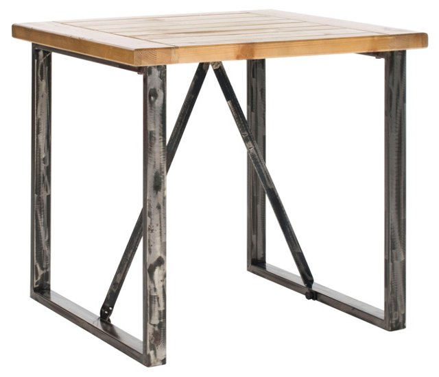 Dallas Side Table, Natural
