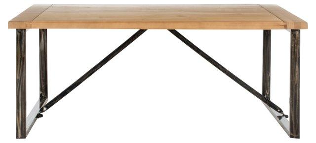 Dallas Coffee Table, Natural