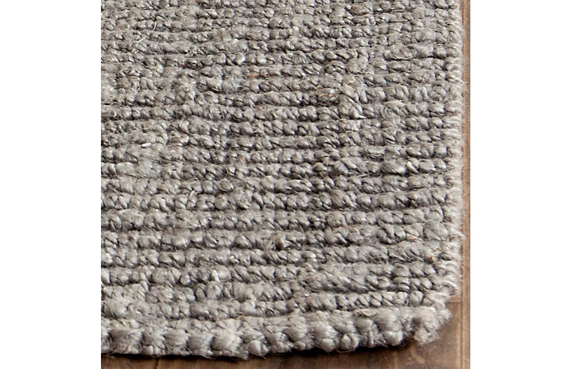 Ale Jute Rug Light Gray Natural Fiber Rugs By