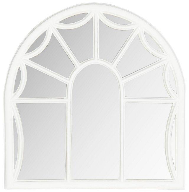 Harriet Wall Mirror, White