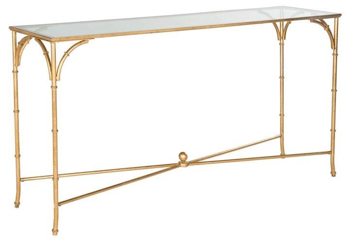 Leandra Console, Gold