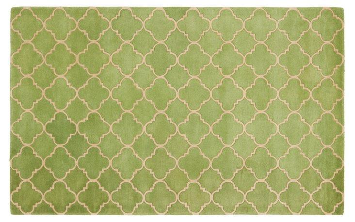 Blair Rug, Green