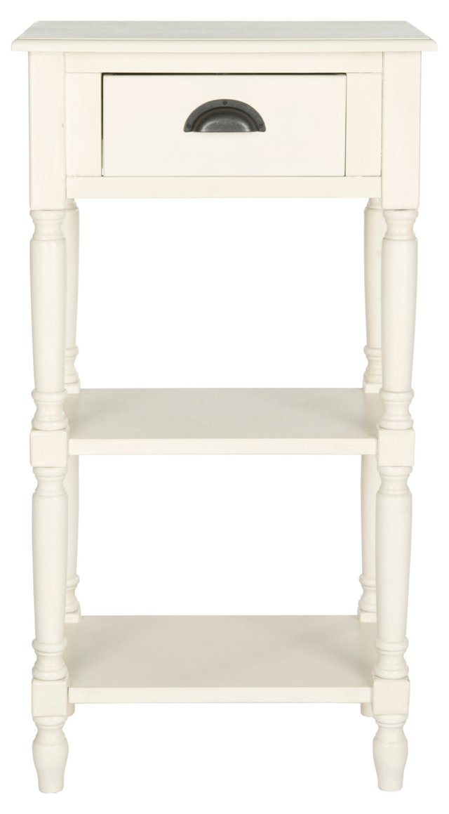 Chelsea Nightstand, White