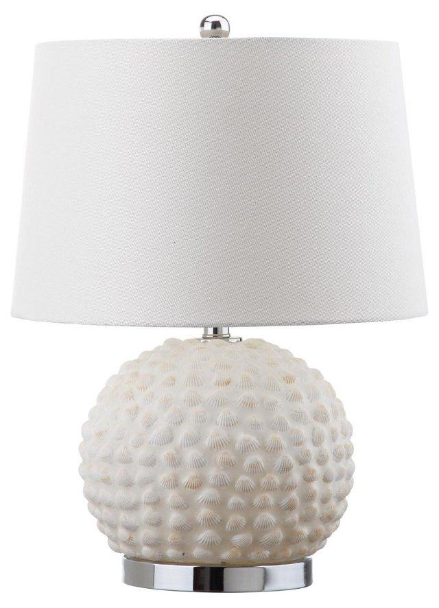 Milano Table Lamp, White