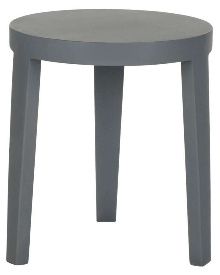 Price Side Table, Gray