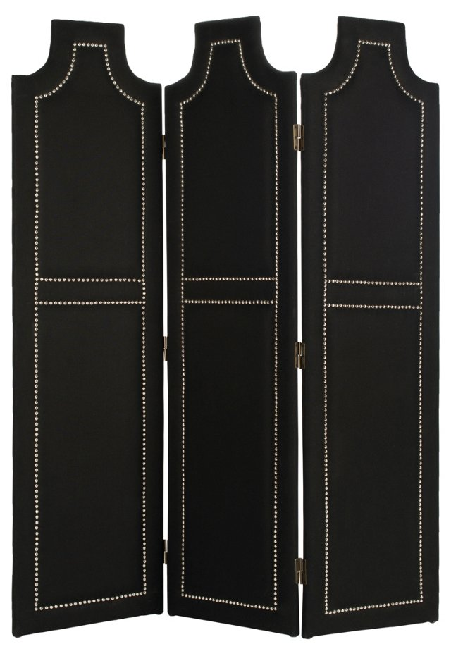 Beatrix Room Screen, Black