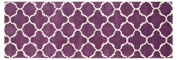 Tamisin Rug, Purple