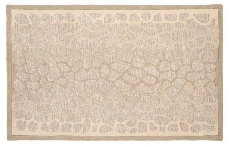 Martha Stewart Arusha Rug, Wheat