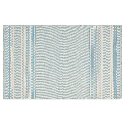 Unai Kilim, Light Blue