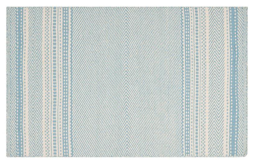 Unai Kilim, Light Blue