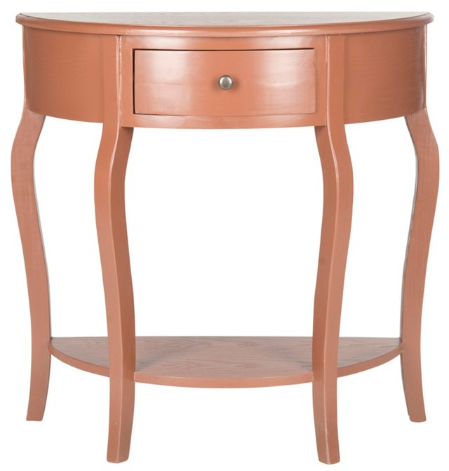 Hope Small Console, Rose