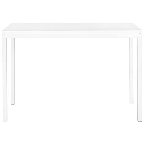 "Ivy 43"" Desk, White"