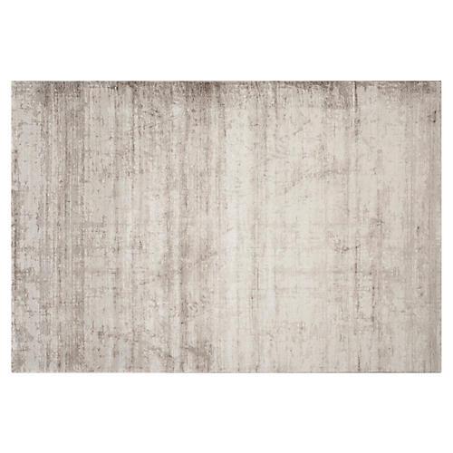 Eitan Rug, Light Gray/Dark Gray