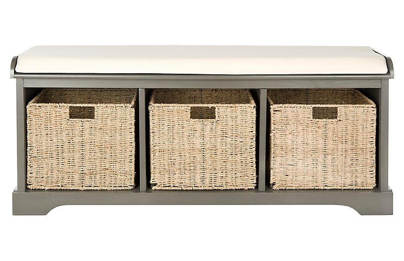 Ada Storage Bench, Gray