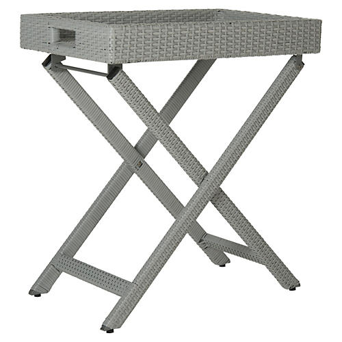 Conan Outdoor Folding Tray Table