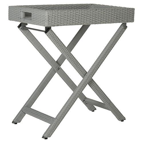 Conan Outdoor Folding Tray Table