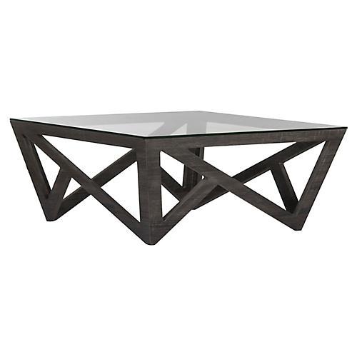 Wagner Coffee Table, Dark Gray