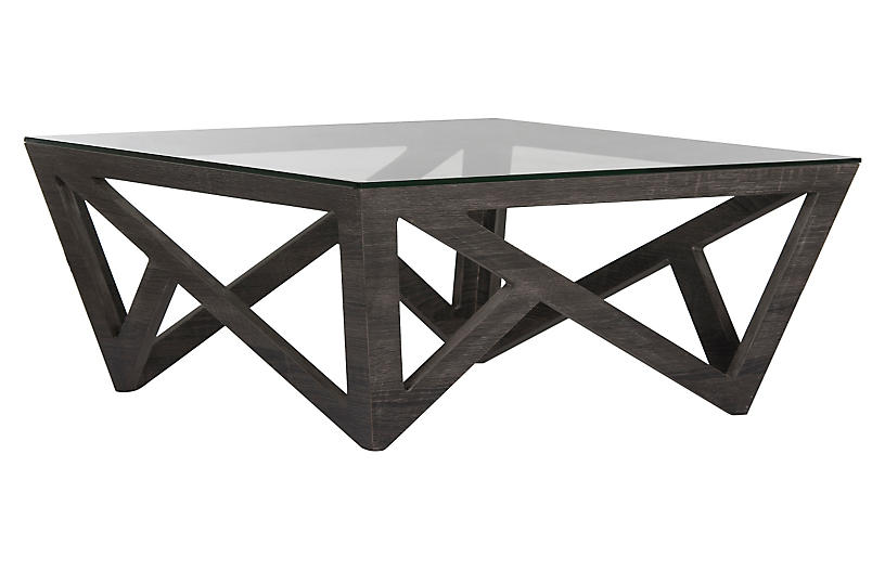 Wagner Coffee Table - Dark Gray