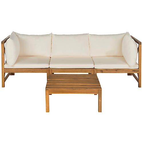 Allison Outdoor Lounge Set
