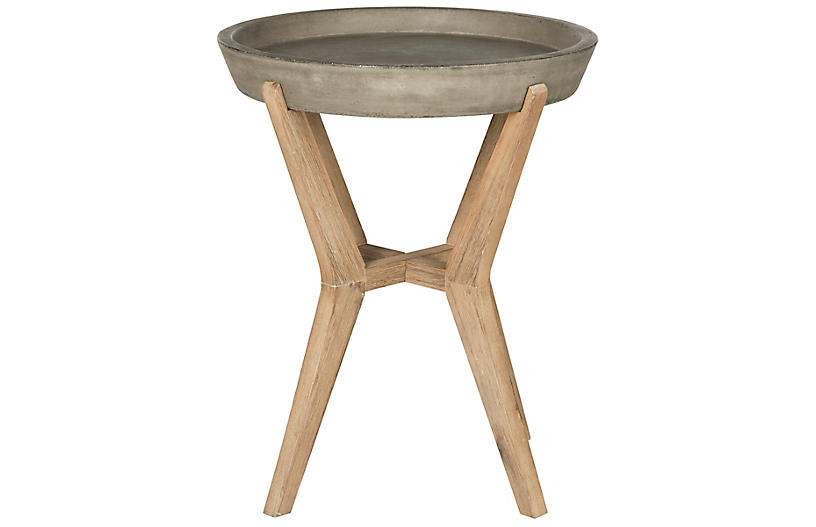 Annie Outdoor Side Table