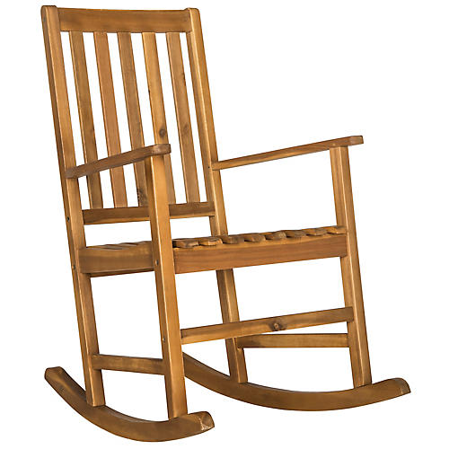 Hailey Rocking Chair, Teak