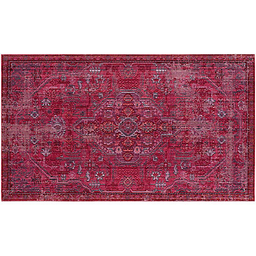 Calumet Rug, Red/Multi