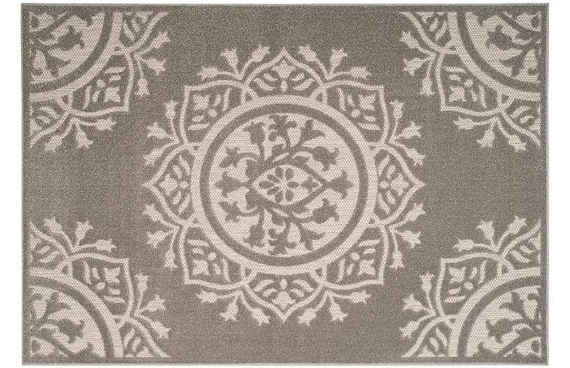 Sinclair Outdoor Rug Gray Light Gray Outdoor Rugs Rugs One