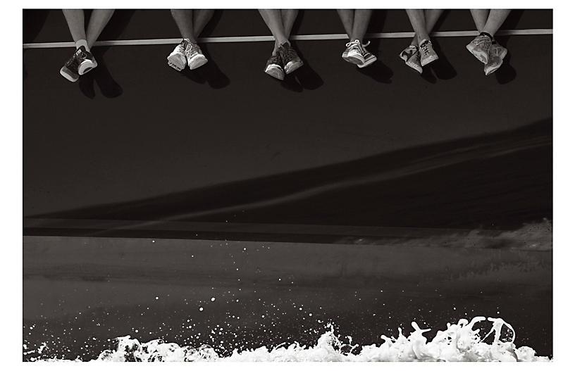 Drew Doggett, Over the Rail