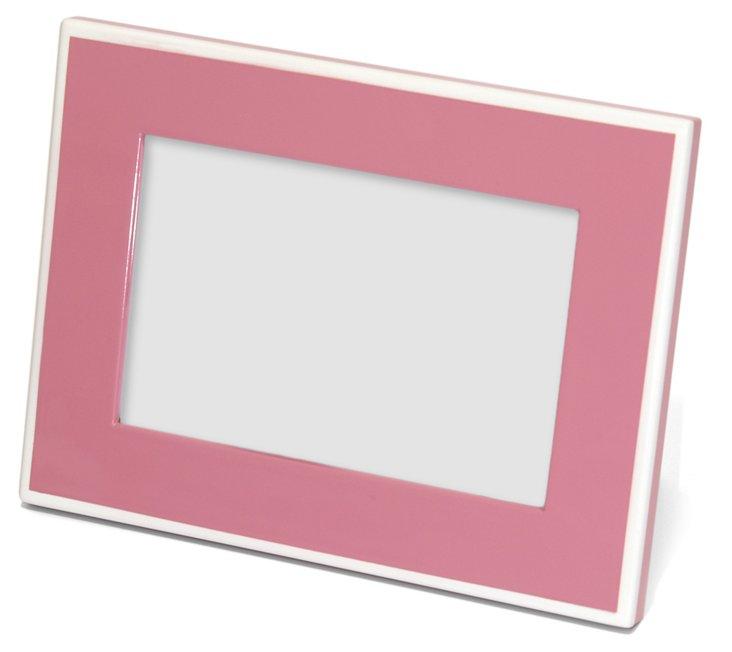 Elle Lacquer 4x6 Frame, Blossom
