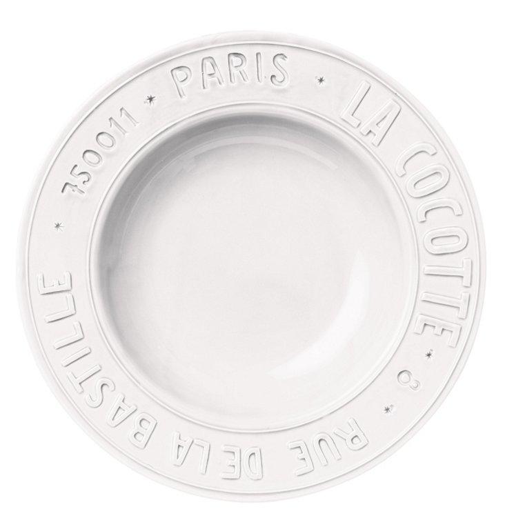 Metro Paris Pasta Bowl