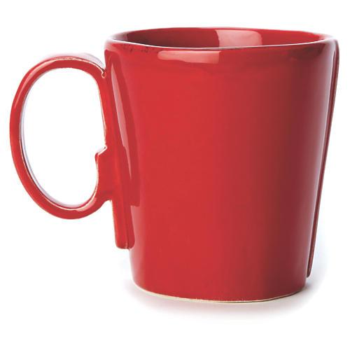 Lastra Red Mug
