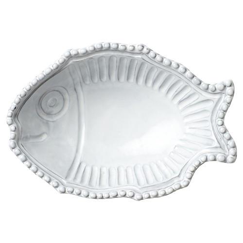Incanto Mare Striped Fish Bowl