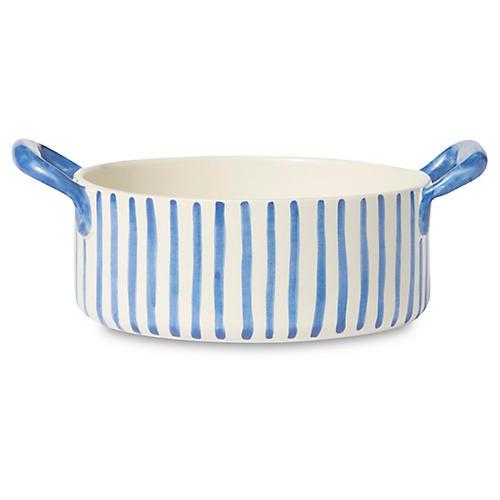 Modello Casserole Dish, Blue