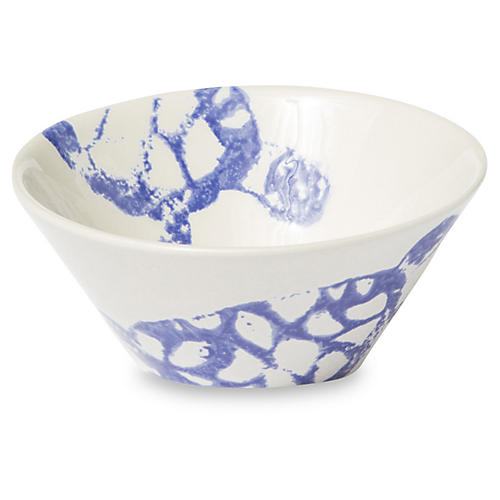 Costiera Turtle Bowl, Blue