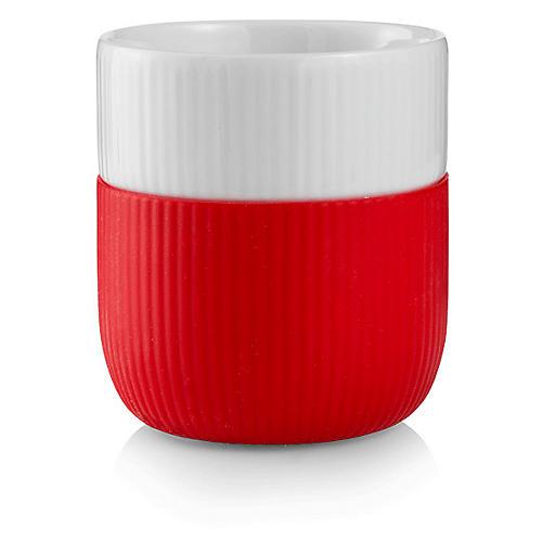Contrast Mug, Scarlet Red